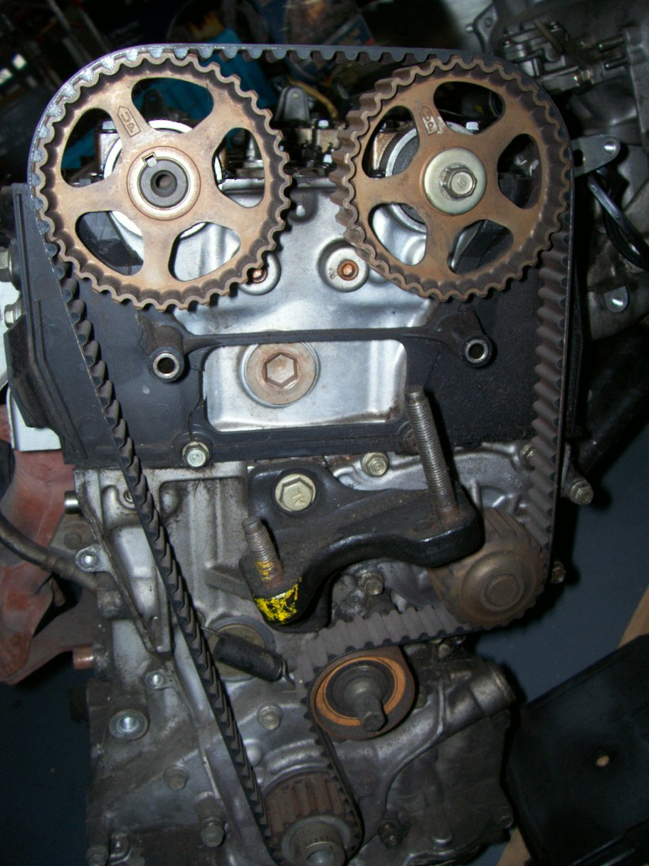 Honda Timing Belt Replacement from Accurate Automotive of Nashville, TN